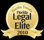Florida Trend's Florida Legal Elite 2010