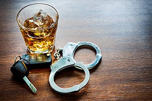 glass of wine - West Palm Beach DUI